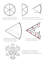 how to draw a snowflake step by step roadrunnersae