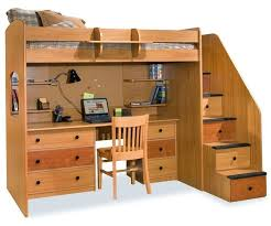 Wood Loft Bed Design by Best 25 Full Size Bunk Beds Ideas On Pinterest Bunk Beds With