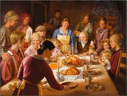 thanksgiving paintings alfredo rodriguez paintings a happy