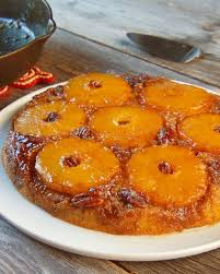 good old fashioned pineapple upside down cake recipe my mom