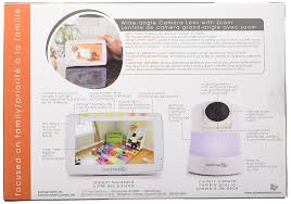 summer infant wide view 2 0 baby monitor with wide lens amazon ca