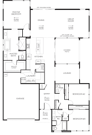 courtyard garage house plans new montero at inspirada in henderson nv plan 1c 3 bedrooms