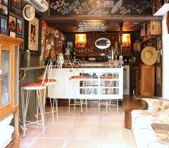 turn your shack into a mini backyard bar