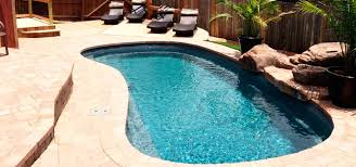 Backyard Leisure Pools by Leisure Kidney Pools Mid South Spas