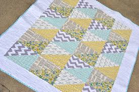10 easy baby quilt patterns that stitch up