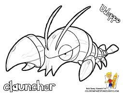 pokemon x and y coloring pages images pokemon images