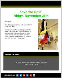Save The Date Emails Make The Most Of The Holidays With These Email Templates