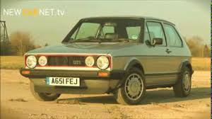 volkswagen golf volkswagen golf gti mk i classic car review youtube