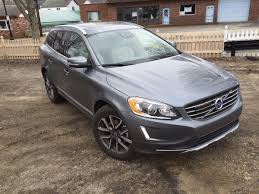 volvo xc60 2016 on the road review volvo xc60 crossover wagon the ellsworth