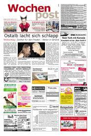 Esszimmer M El Gruber Die Wochenpost U2013 Kw 18 By Sdz Medien Issuu