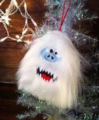 yeti ornament yeti ornament ornament yeti