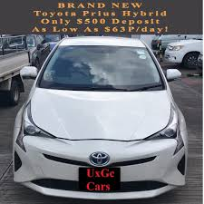 lexus singapore hotline hybrid toyota prius 2017 ready for uber grab cars vehicle