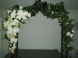 wedding arches hobby lobby wedding arches hobby lobby garden arch with florals on one side