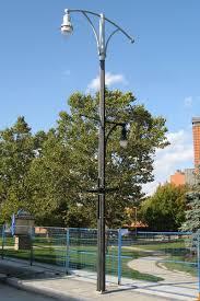 utility pole light fixtures usi utility structures inc concrete poles streetlighting