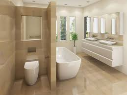 timeless travertine bathroom classic luxury toilet face and walls