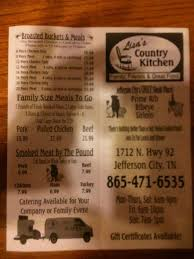 kitchen 49 country kitchen menu 27932lapazrd1 menu for mollie