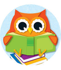 reading owl clipart collection