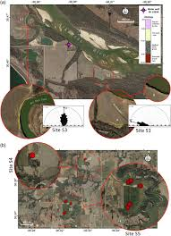 Pawnee Oklahoma Map Near U2010surface Electrical Resistivity Investigation Of Coseismic