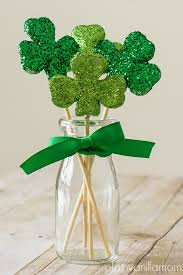 Shamrock Decorations Home 15 Diy St Patrick U0027s Day Decorations Easy Party Decorating Ideas