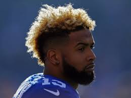 odell beckham hairstyle odell beckham jr suspended 1 game for hit on josh norman