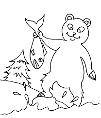 bear coloring free animal coloring pages sheets bear