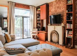 Living Room Art House Interior Design Ideas Decor Cozies Up Park Slope Apartment