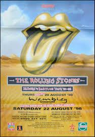 large photo albums 1000 photos the rolling stones poster bridges to babylon tour large