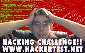 Challenge Complete Hacking Challenge Complete Hackertest Net