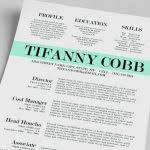 Creative Resume Templates Free Word Download 35 Free Creative Resume Cv Templates Xdesigns Free