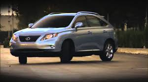 view the lexus rx hybrid 2010 lexus rx 350 side view monitor youtube