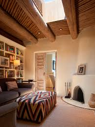 adobe houses santa fe new mexico adobe home southwestern decorating ideas
