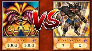 yugioh vs deck duels exodia the forbidden one vs exodia the