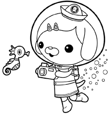 Free Dashi Dog Octonauts Coloring Pages To Print Free Coloring Octonauts Coloring Pages