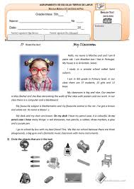 41 free esl classroom english worksheets