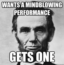 Mind Blowing Meme - funny abraham lincoln memes