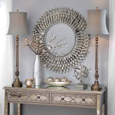 foyer table and mirror ideas heron entry table and mirror pallet entryway table foyer table