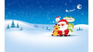 santa 2016 merry 4k wallpaper free 4k wallpaper