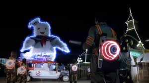 ghostbusters adventure live at enchanted kingdom youtube