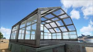 greenhouse wall official ark survival evolved wiki