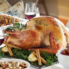 thanksgiving buffet in the ballroom house events