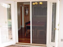 French Outswing Patio Doors by Patio French Patio Door With Screen With 2 Panel Doors And Wooden