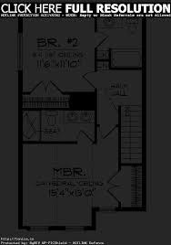 two bedroom house plans breakingdesign inside simple one story 2