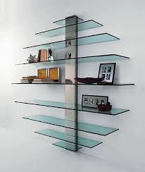 home interior shelves of custom glass shelves in your office or home interior seahawks