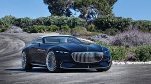 luxury mercedes sport revelation of luxury vision mercedes maybach 6 cabriolet