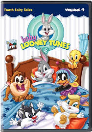 baby looney tunes dvd announcement baby looney tunes