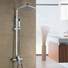 Shower Sets For Bathroom Bathroom Faucet And Shower Sets Design Home Ideas
