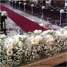 Wedding Decoration Church Ideas by Church Wedding Decorations Ideas For Your Wedding In Italy Leo