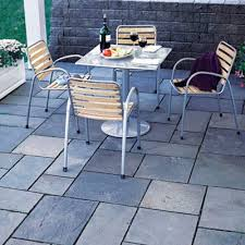 stone patio how to build patio of stone easy patio plans install guidelines