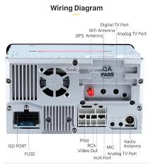 car dvd player wiring diagram car headrest dvd player wiring