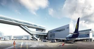 Seatac Terminal Map Sea Tac Airport U0027s New International Arrivals Facility And North
